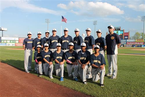 SCVTHS Baseball Team at TD Bank Park