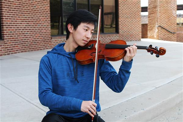 Alexander Chen, was recently accepted into the 2019 New Jersey Regions Orchestra (Region II)