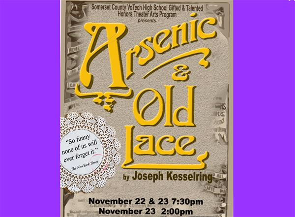 Arsenic and Old Lace presented by SCVTHS Theater Arts Dept.