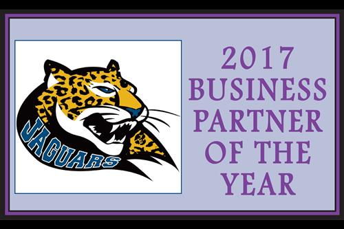 2017 Business Partner of the Year