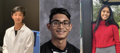 commended students in the 2021 National Merit Scholarship Program