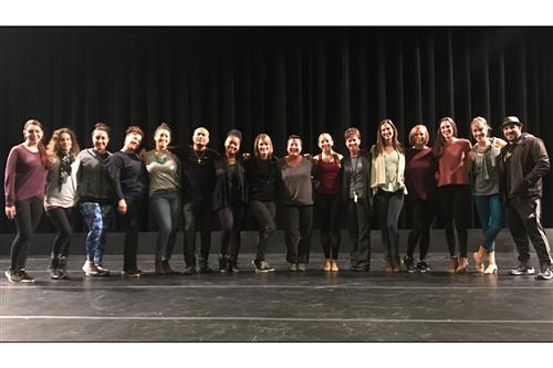 "SCVTHS' Dance Department hosted ""Dance Day"", as a way to celebrate dance within Somerset County."