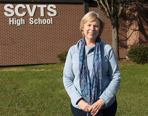 SCVTHS Principal Diane Ziegler will be retiring at the end of 2019
