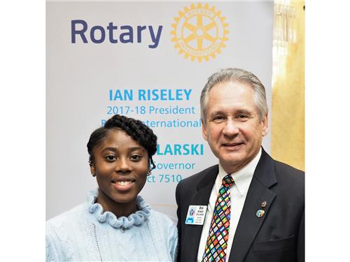 SCVTHS ROTARY CLUB ATTENDS 2018 ROTARY DISTRICT 7510 CONFERENCE