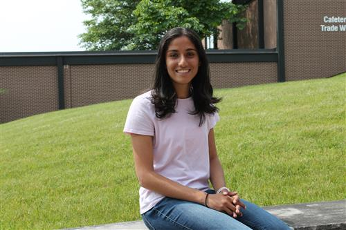 Sonia Purohit of Branchburg was selected as 2019 U.S. Presidential scholar