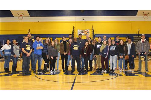 SCVTHS held its second annual Alumni Homecoming event.