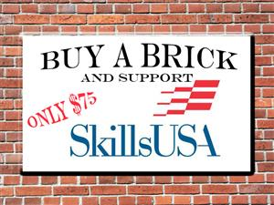 Click here to buy a brick!