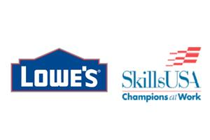 SKILLSUSA CHAPTER AT SOMERSET COUNTY VOCATIONAL & TECHNICAL HIGH SCHOOL RECEIVES LOWE'S GRANT FOR COMMUNITY SERVICE